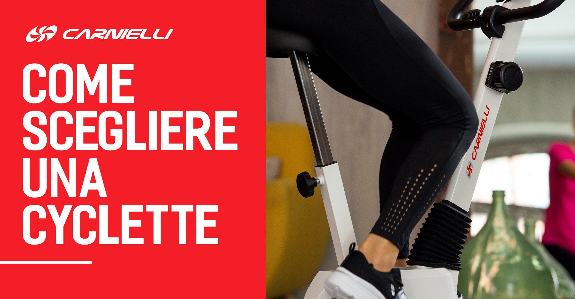 COME SCEGLIERE CYCLETTE