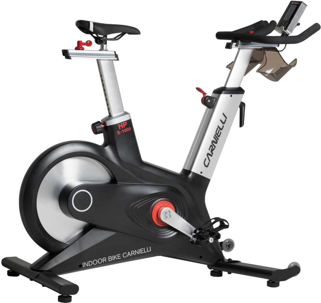 Indoor bike Carnielli S-1000